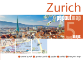 Popout Map Zurich Double