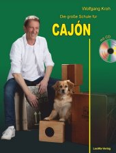 Die große Schule für CAJÓN, m. 1 Audio-CD Cover