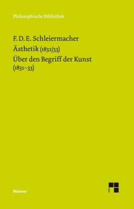 Ästhetik (1832/33)
