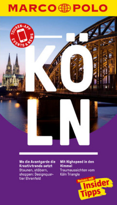 MARCO POLO Reiseführer Köln