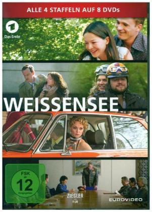 Weissensee, 8 DVD