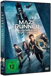 Maze Runner: Die Auserwählten in der Todeszone, 1 DVD Cover