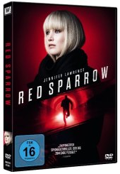 Red Sparrow, 1 DVD Cover