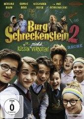 Burg Schreckenstein 2 - Küssen (nicht) verboten, 1 DVD Cover