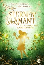 Sternendiamant. Die Legende des Juwelenkönigs Cover