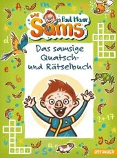 Das samsige Quatsch- und Rätselbuch Cover