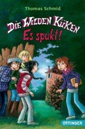 Die Wilden Küken - Es spukt! Cover
