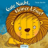 Gute Nacht, kleiner Löwe! Cover