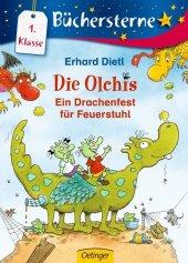 Die Olchis - Ein Drachenfest für Feuerstuhl Cover