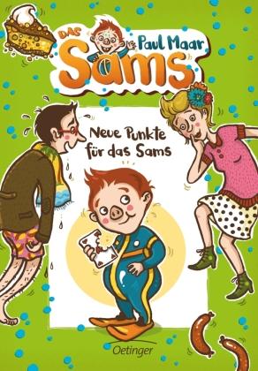 Das Sams 3. Neue Punkte für das Sams