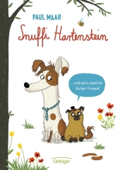 Snuffi Hartenstein und sein ziemlich dicker Freund Cover