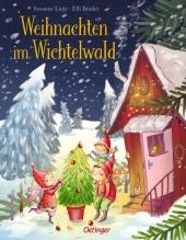 Weihnachten im Wichtelwald Cover