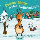 Rentier Mattis erstes Weihnachten