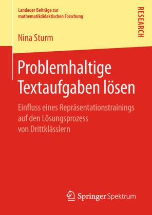 Problemhaltige Textaufgaben lösen