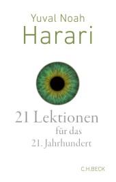 21 Lektionen für das 21. Jahrhundert Cover