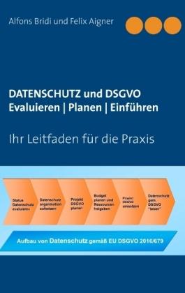 Datenschutz und DSGVO Evaluieren | Planen | Einführen