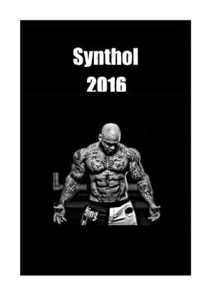 Synthol 2016