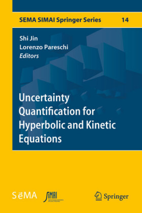 Uncertainty Quantification for Hyperbolic and Kinetic Equations