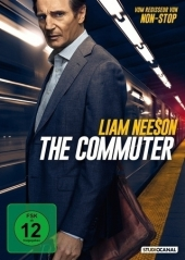 The Commuter, 1 DVD Cover
