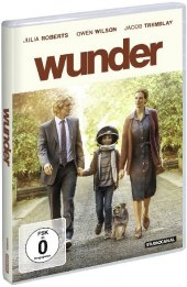 Wunder, 1 DVD Cover