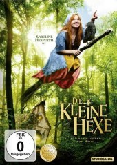 Die kleine Hexe, 1 DVD Cover