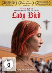 Lady Bird, 1 DVD Cover