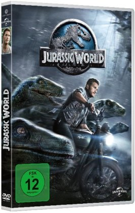 Jurassic World: Das gefallene Königreich, 1 DVD