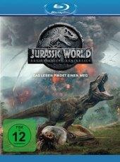 Jurassic World: Das gefallene Königreich, 1 Blu-ray Cover