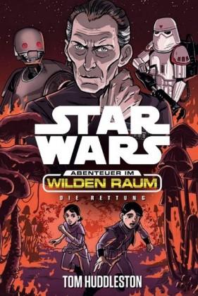 Star Wars: Abenteuer im Wilden Raum - Die Rettung