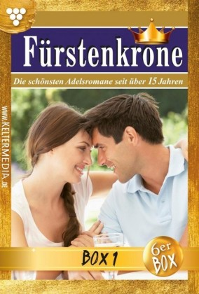Fürstenkrone Jubiläumsbox 1 - Adelsroman