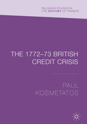 The 1772-73 British Credit Crisis