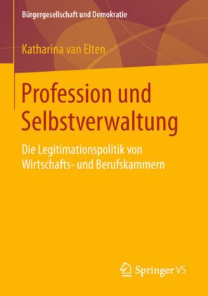 Profession und Selbstverwaltung