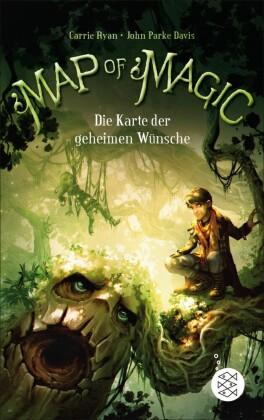 Map of Magic - Die Karte der geheimen Wünsche (Bd. 1)