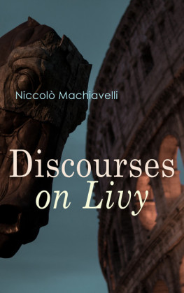 Discourses on Livy