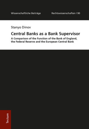 Central Banks as a Bank Supervisor