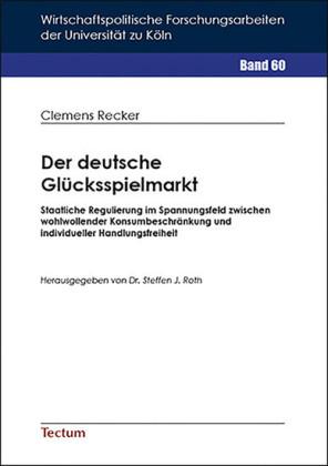 Der deutsche Glücksspielmarkt