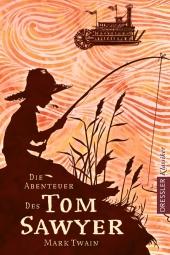 Die Abenteuer des Tom Sawyer Cover
