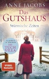 Das Gutshaus - Stürmische Zeiten Cover
