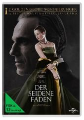 Der seidene Faden, 1 DVD Cover