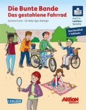Die Bunte Bande - Das gestohlene Fahrrad Cover