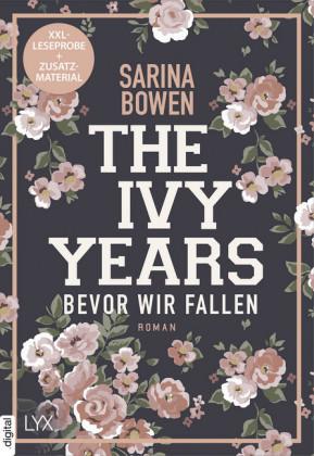 XXL-Leseprobe: The Ivy Years - Bevor wir fallen