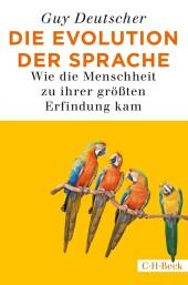 Die Evolution der Sprache Cover