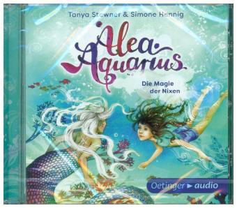 Alea Aquarius - Die Magie der Nixen, 1 Audio-CD