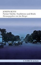 Pariser Nächte Cover