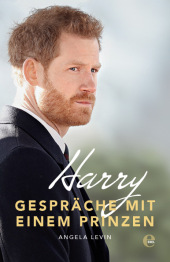 Harry - Gespräche mit einem Prinzen Cover
