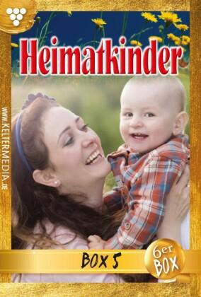 Heimatkinder Jubiläumsbox 5 - Heimatroman
