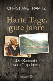 Harte Tage, gute Jahre Cover