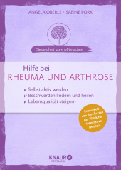 Hilfe bei Rheuma und Arthrose Cover