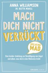 Mach dich nicht verrückt - Breaking Mad Cover
