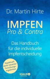Impfen Pro & Contra Cover